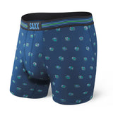Boxer Saxx Ultra Fly blue earth day globe