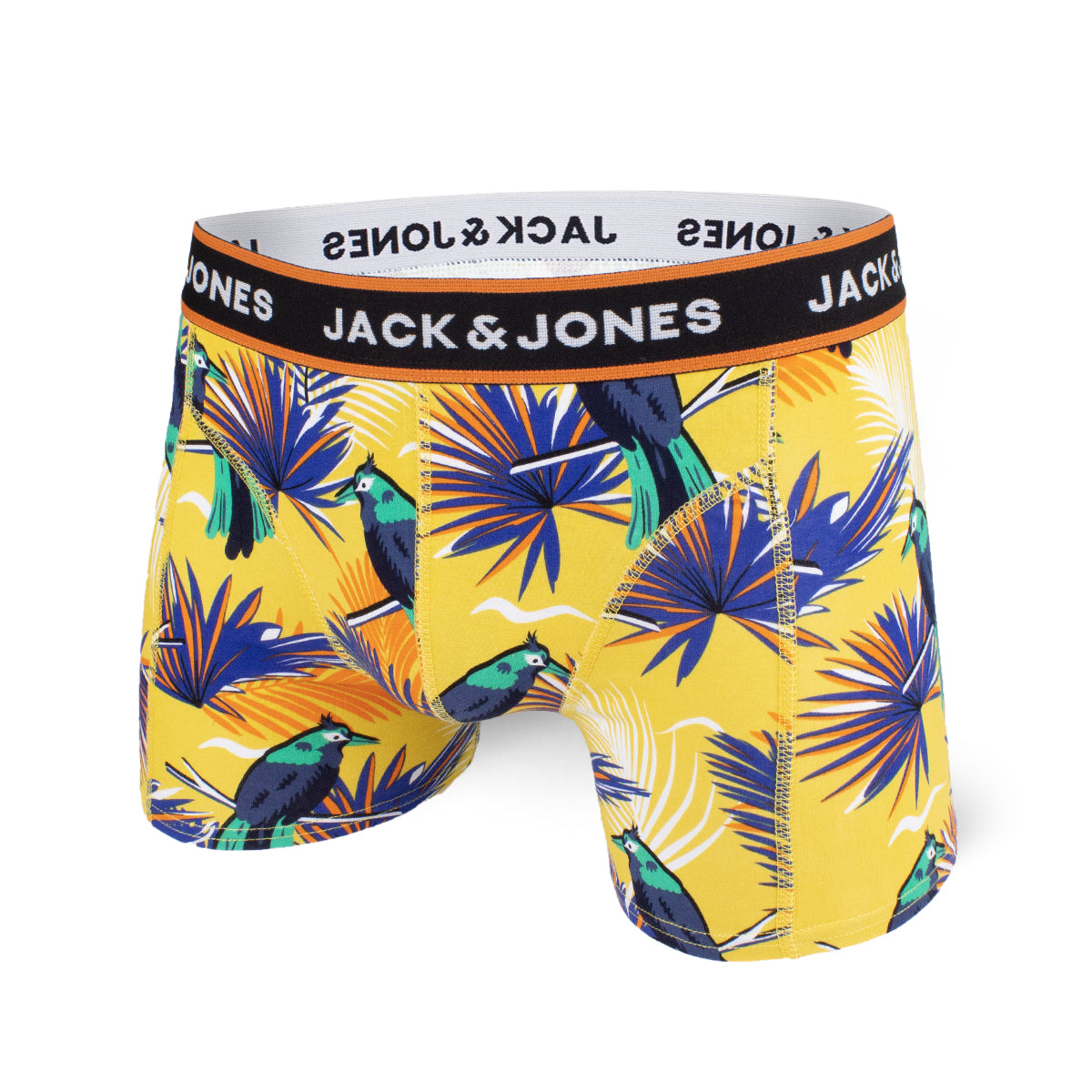Boxer court Jack & Jones Summer Animal Yolk Yellow