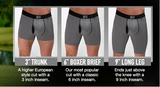 2Undr Gear Shift Brief cool grey