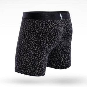 Boxer Hook Underwear Feel Kamasutra noir