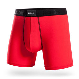 Hook : Pack solidement coloré [2 boxers Hook + 2 paire de bas]
