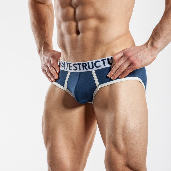 Private Structure Contour Brief Marine