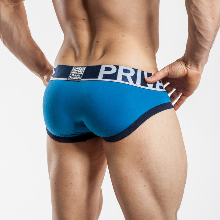 Private Structure Mini Brief Brillant Blue
