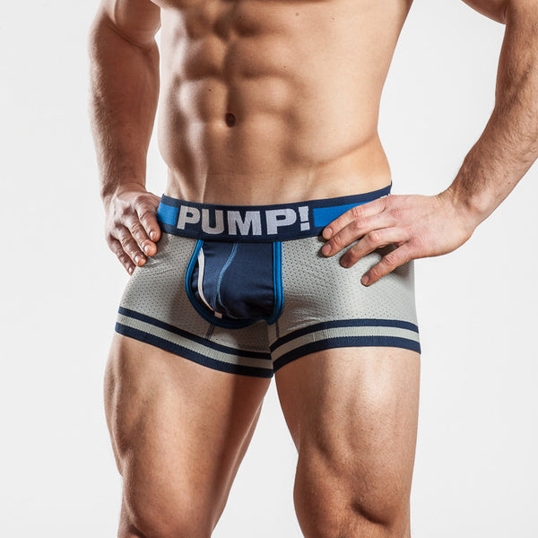 Pump Iron Clad Boxer
