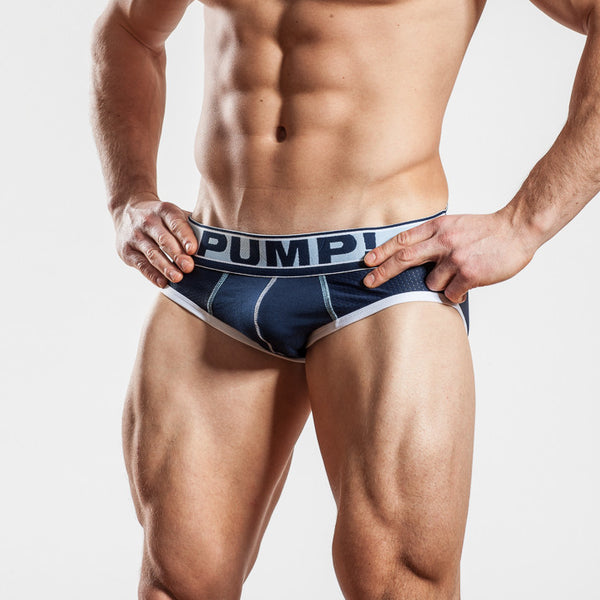 Pump Blue Steel brief