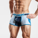Boxer court Pump True Blue Jogger