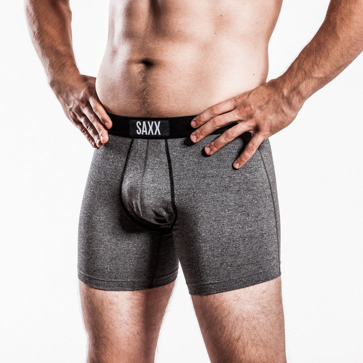 Boxer Saxx Vibe Salt & Pepper