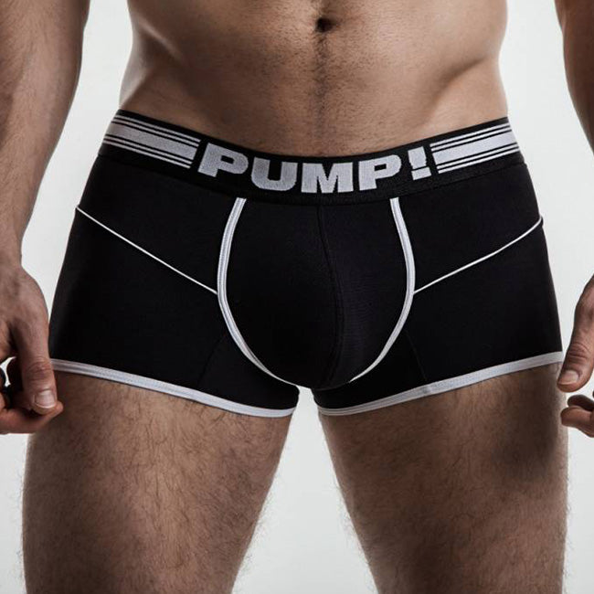 Boxer court Pump Free-fit boxer black