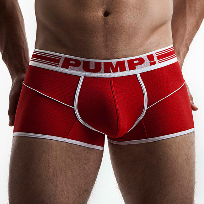 Boxer court Pump Red Free-fit