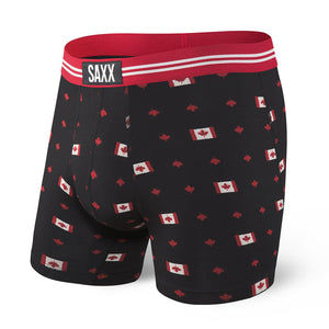 Boxer Saxx Vibe Black True North