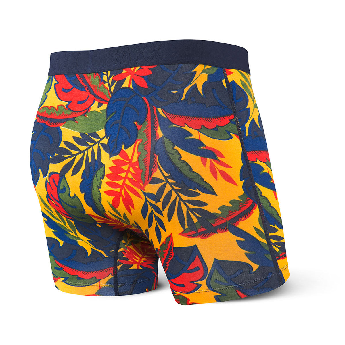 Boxer Saxx Vibe yellow jungle