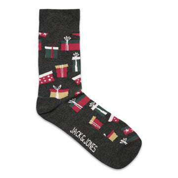 Chaussettes fashion Gift Black