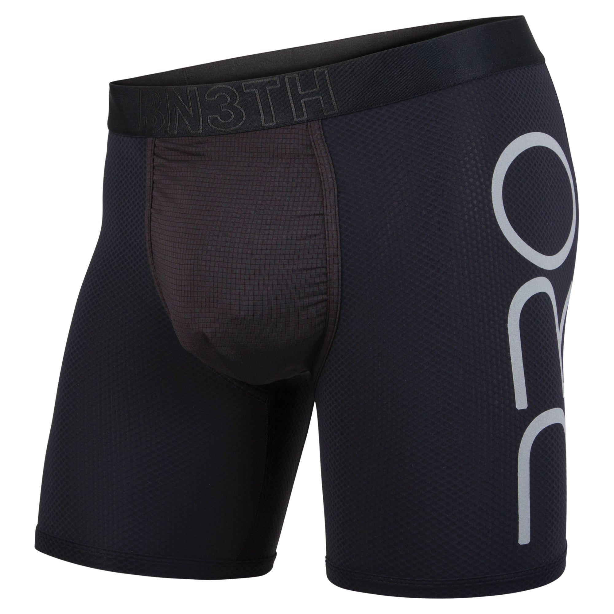 Boxer PRO Compression Black Heather
