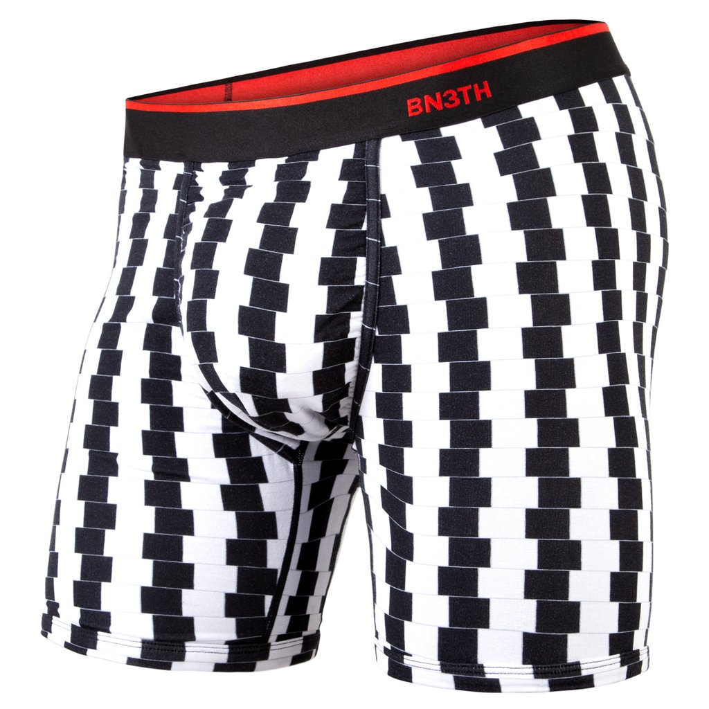 BN3TH classic boxer brief Checker