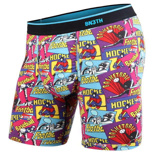 BN3TH classic boxer brief Comic Strip Multi