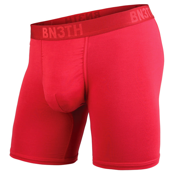 BN3TH classic boxer brief solid Crimson