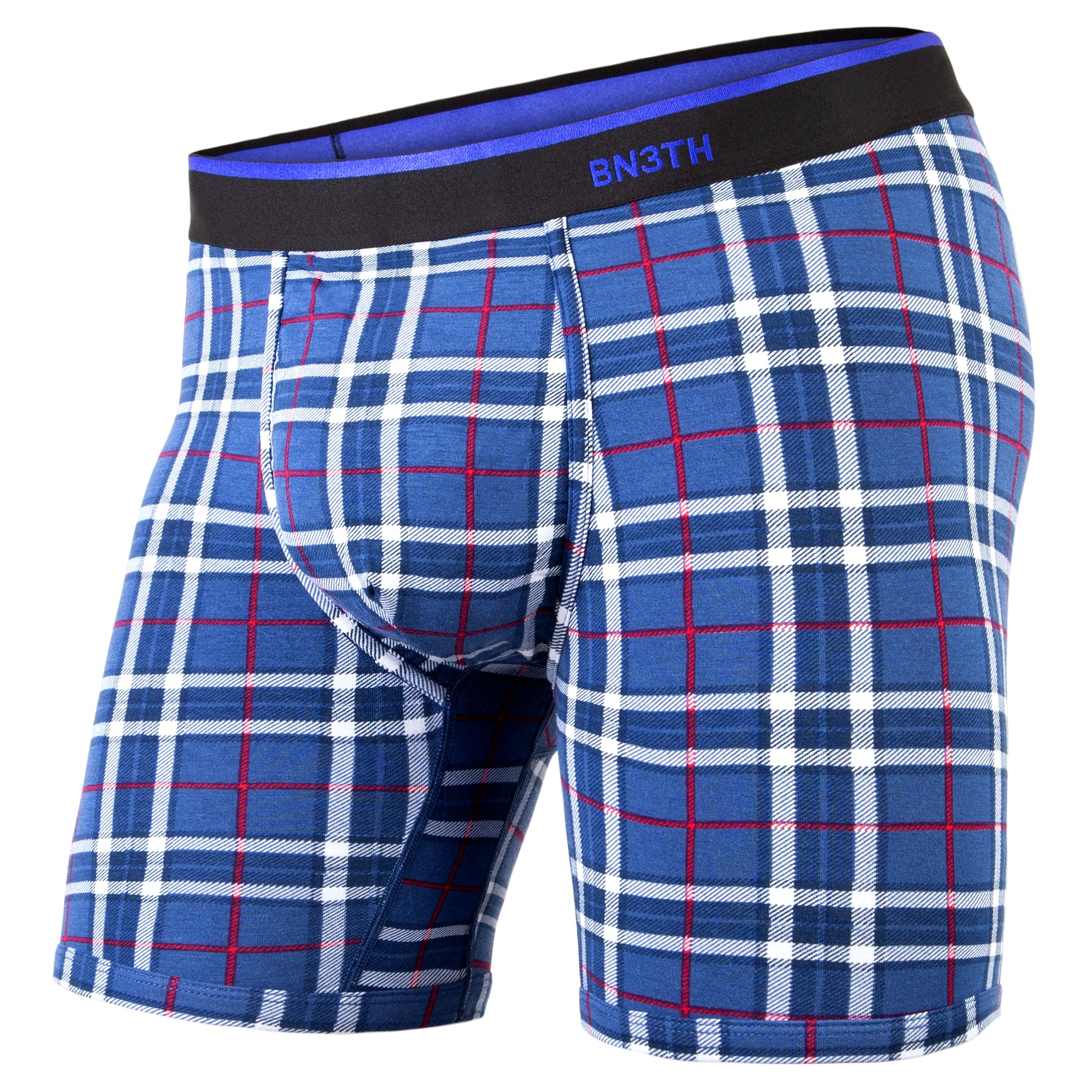 Boxer Bn3th classic print fireside plaid navy