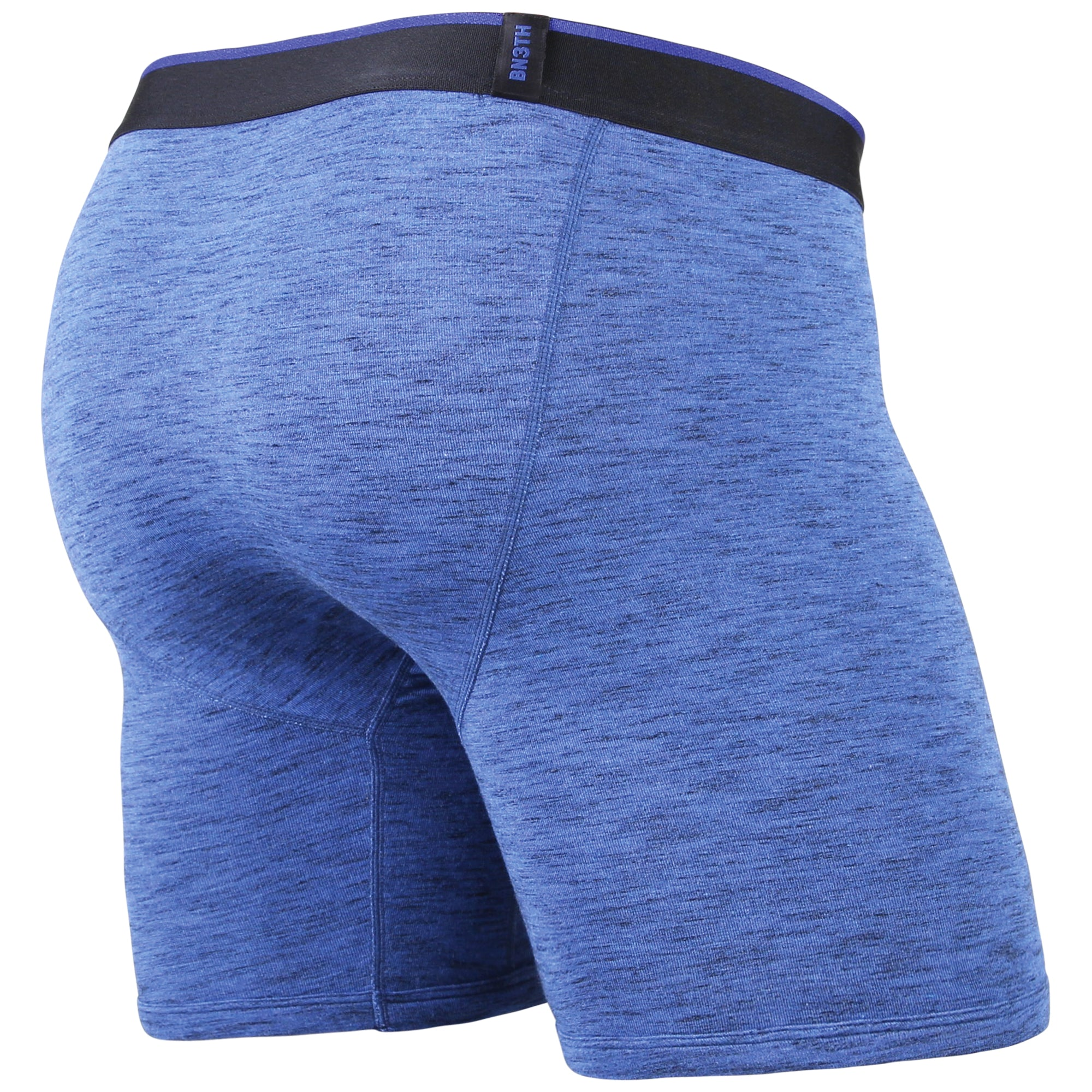 Boxer classic Heather H. Blue