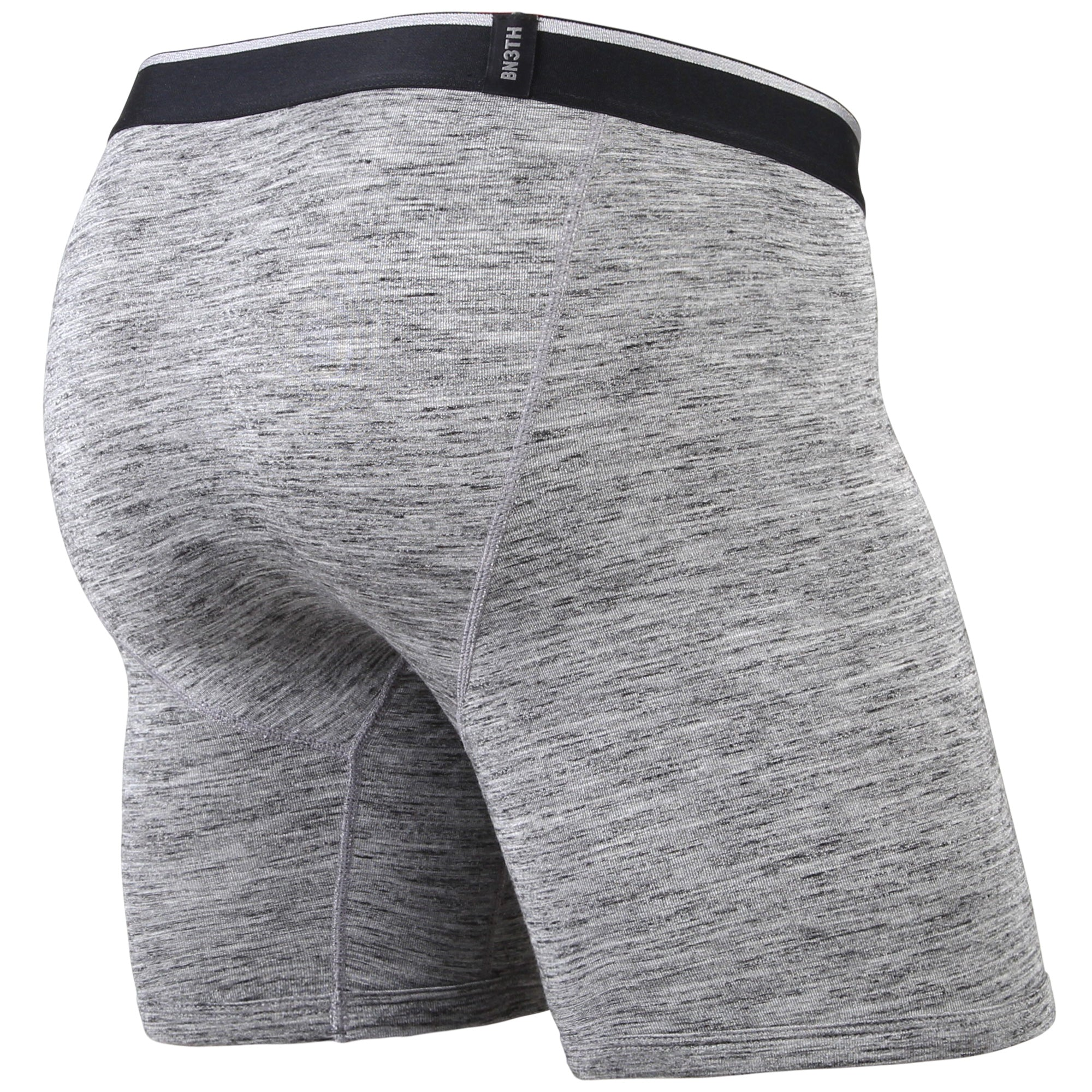 BN3TH classic boxer brief Heather H.Charcoal