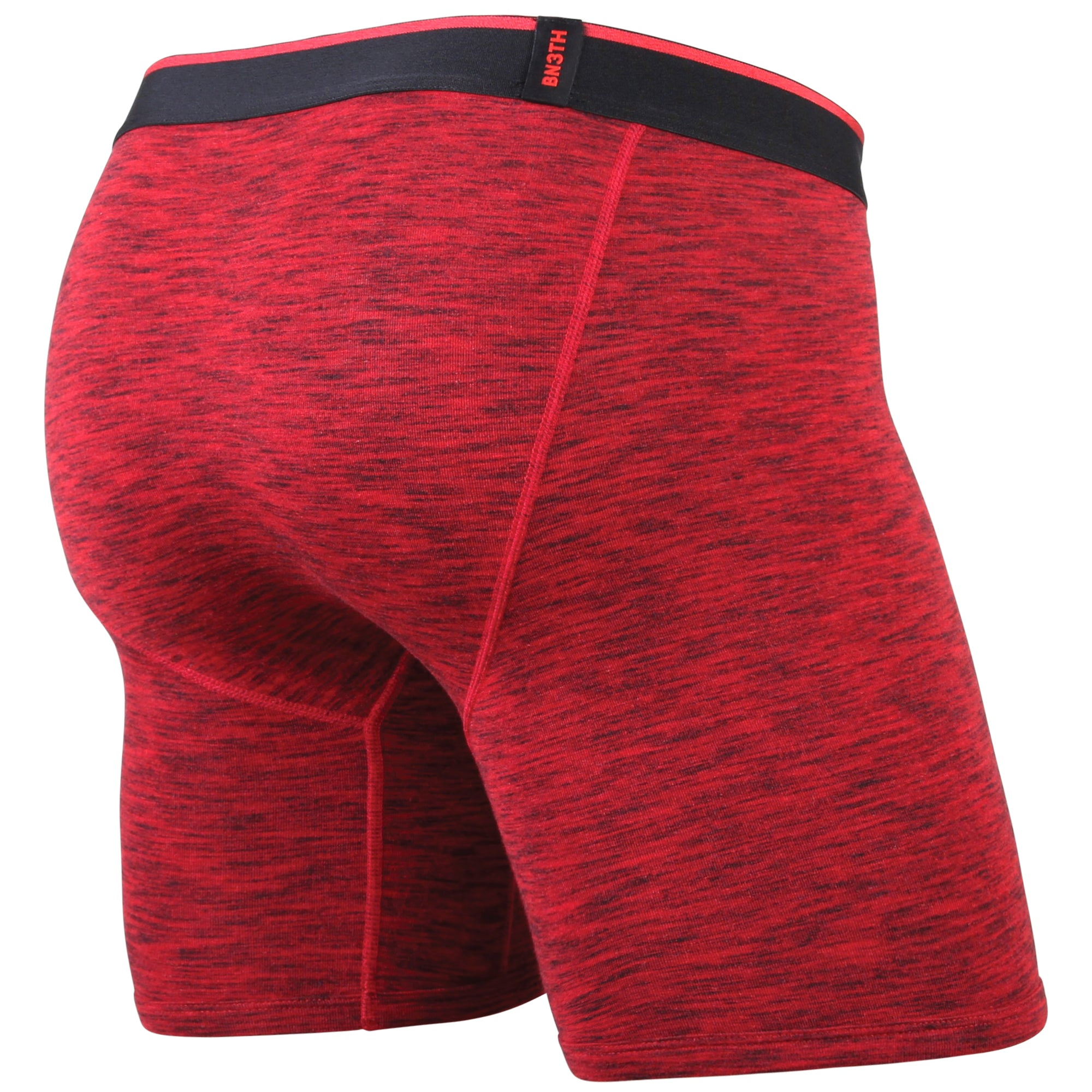 BN3TH classic boxer brief Heather H.Red