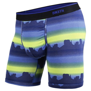 BN3TH classic boxer brief Print Horizon Night