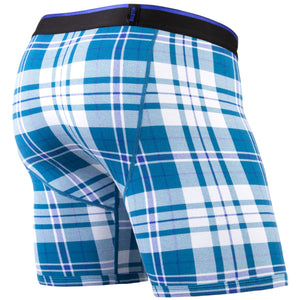 Boxer classic No Plaid Days Blue