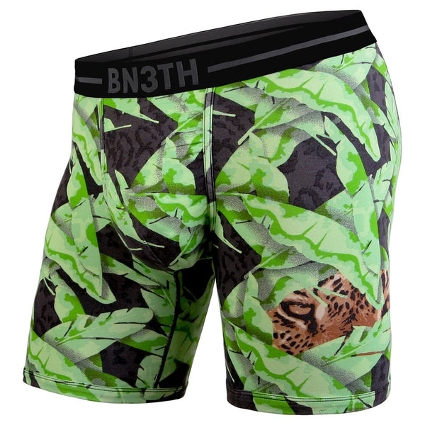 BN3TH Entourage Low Pro Boxer Brief Eye Spy Leopard
