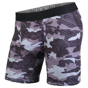 BN3TH Entourage Boxer Brief Topo Camo Black