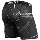 BN3TH Pro Xt2 boxer brief Black/White Laser