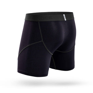 Boxer Hook Underwear Renew noir