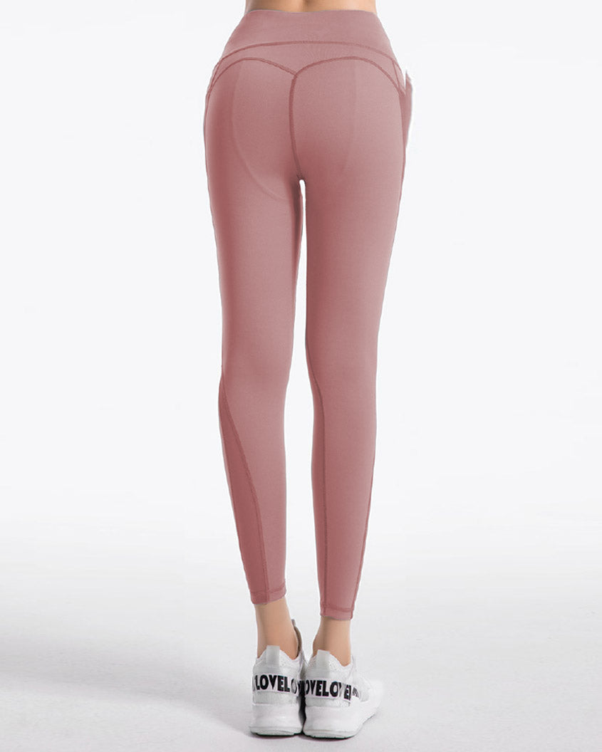 Legging Naomi Duchess rose