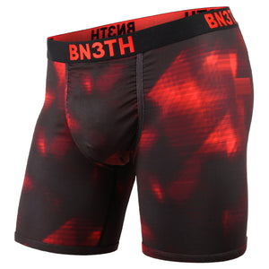 Boxer Bn3th pro XT2 in motion black red