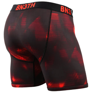 Boxer pro XT2 in motion black red