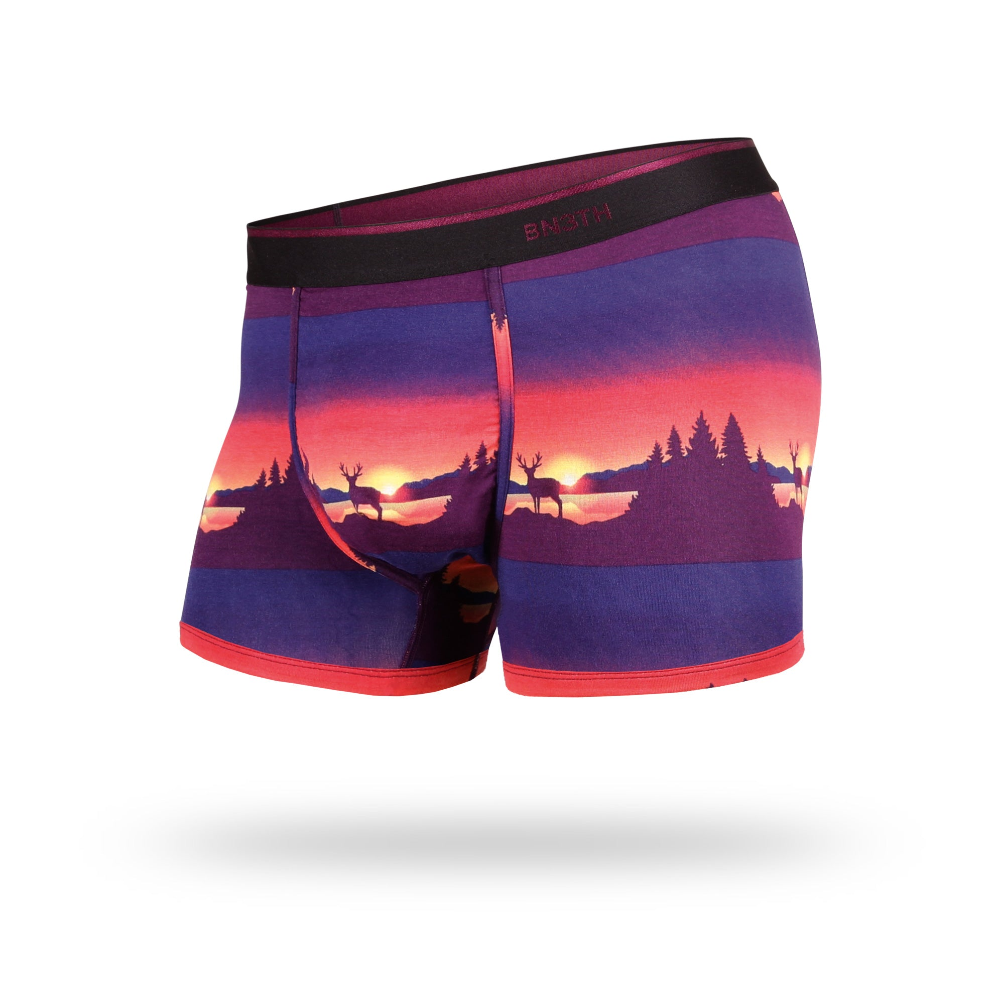 Boxer court Bn3th classic print sea to sky
