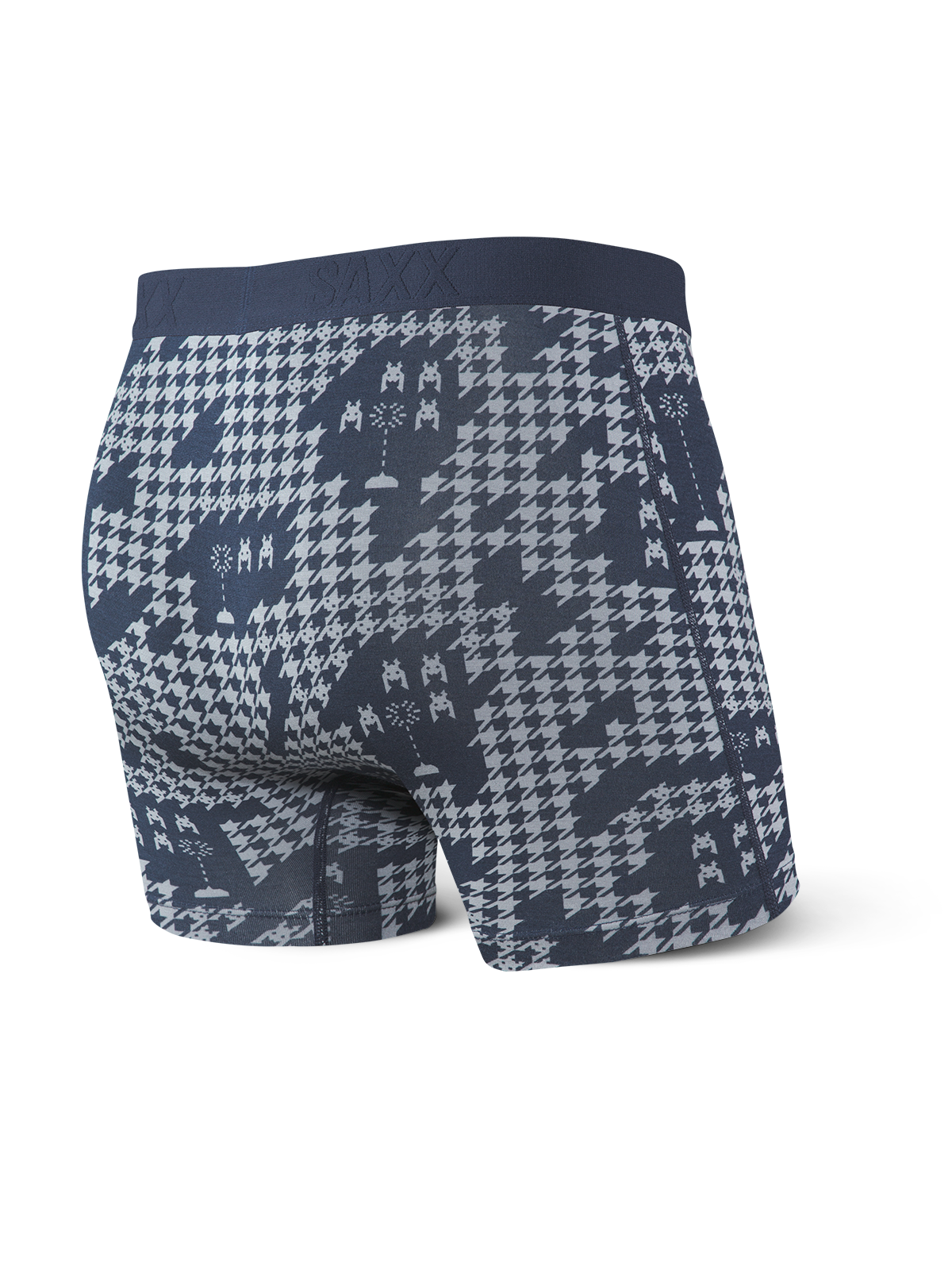 Boxer Saxx Vibe Navy Invaders