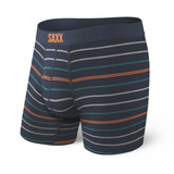 Boxer Saxx Vibe Navy Lakeside Stripe