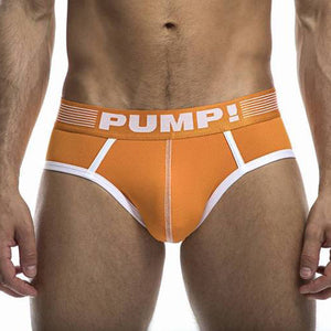 Slip Pump Creamsicle