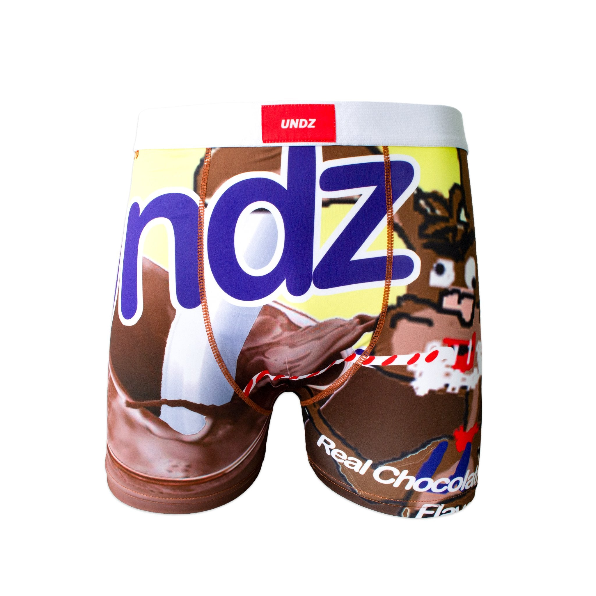 Boxer Undz Chocolate