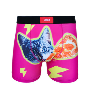Boxer Undz Electric Cat