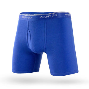 Boxer Little Wanted Blue - Tailles [24-36]