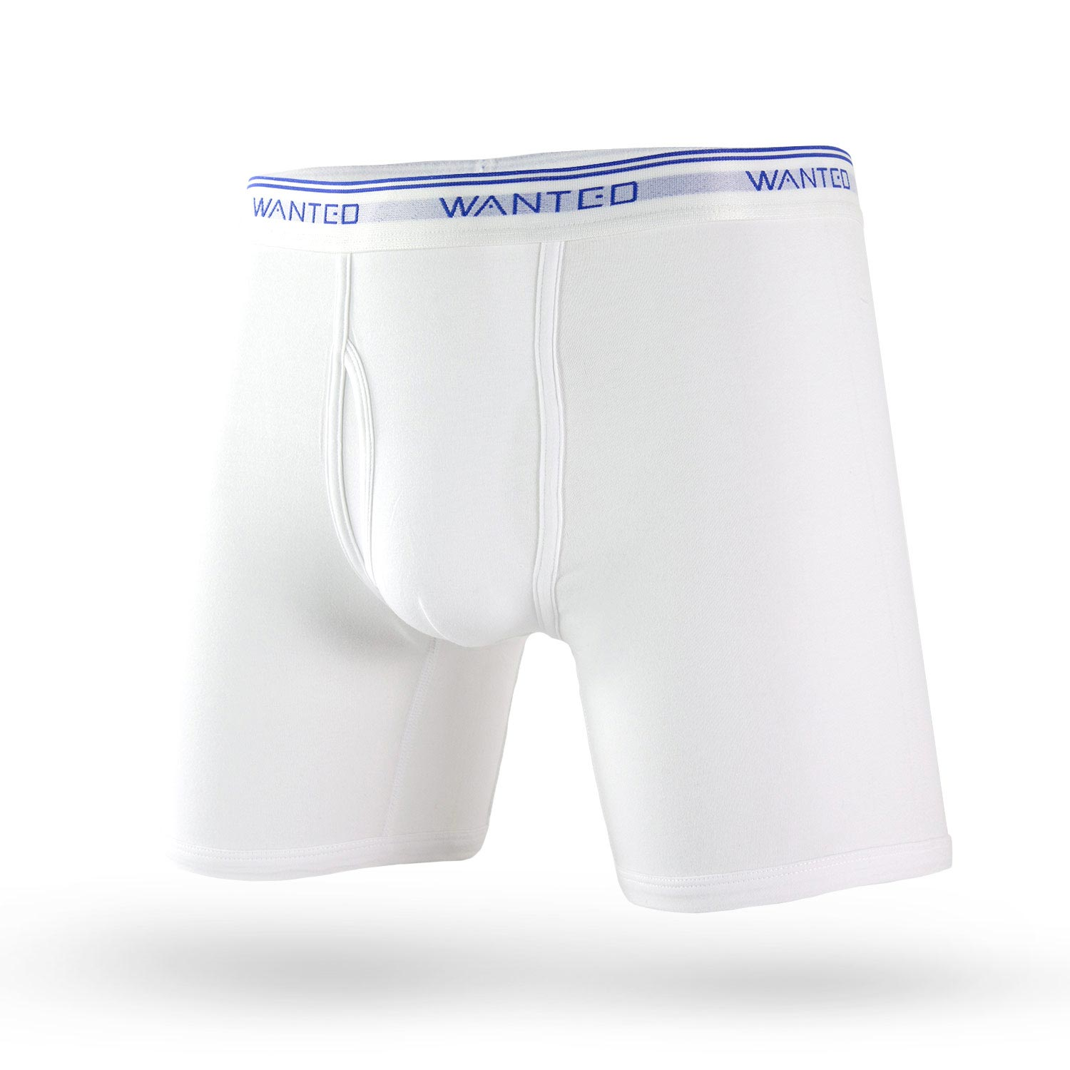 Boxer Little Wanted White - Tailles [24-36]