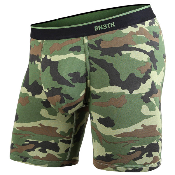 BN3TH classics boxer brief camo