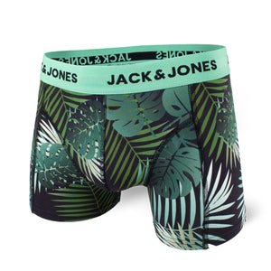 Boxer court Jack & Jones Plants Green Bay
