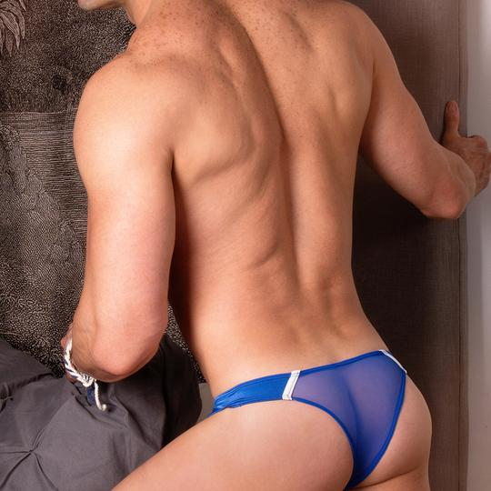 Micro thong Wolgin Cover Male White