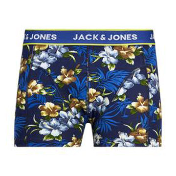 Boxer court Flower Maritime Blue