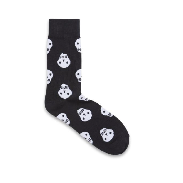 Jack & Jones Skull Sock Black