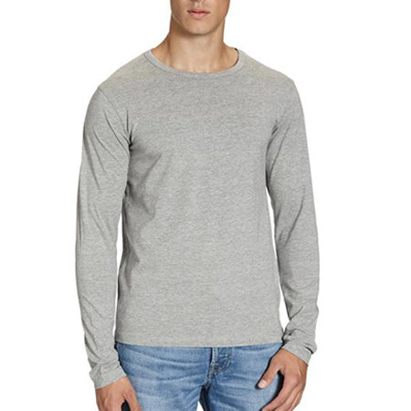 Jack & Jones chandail long en coton gris