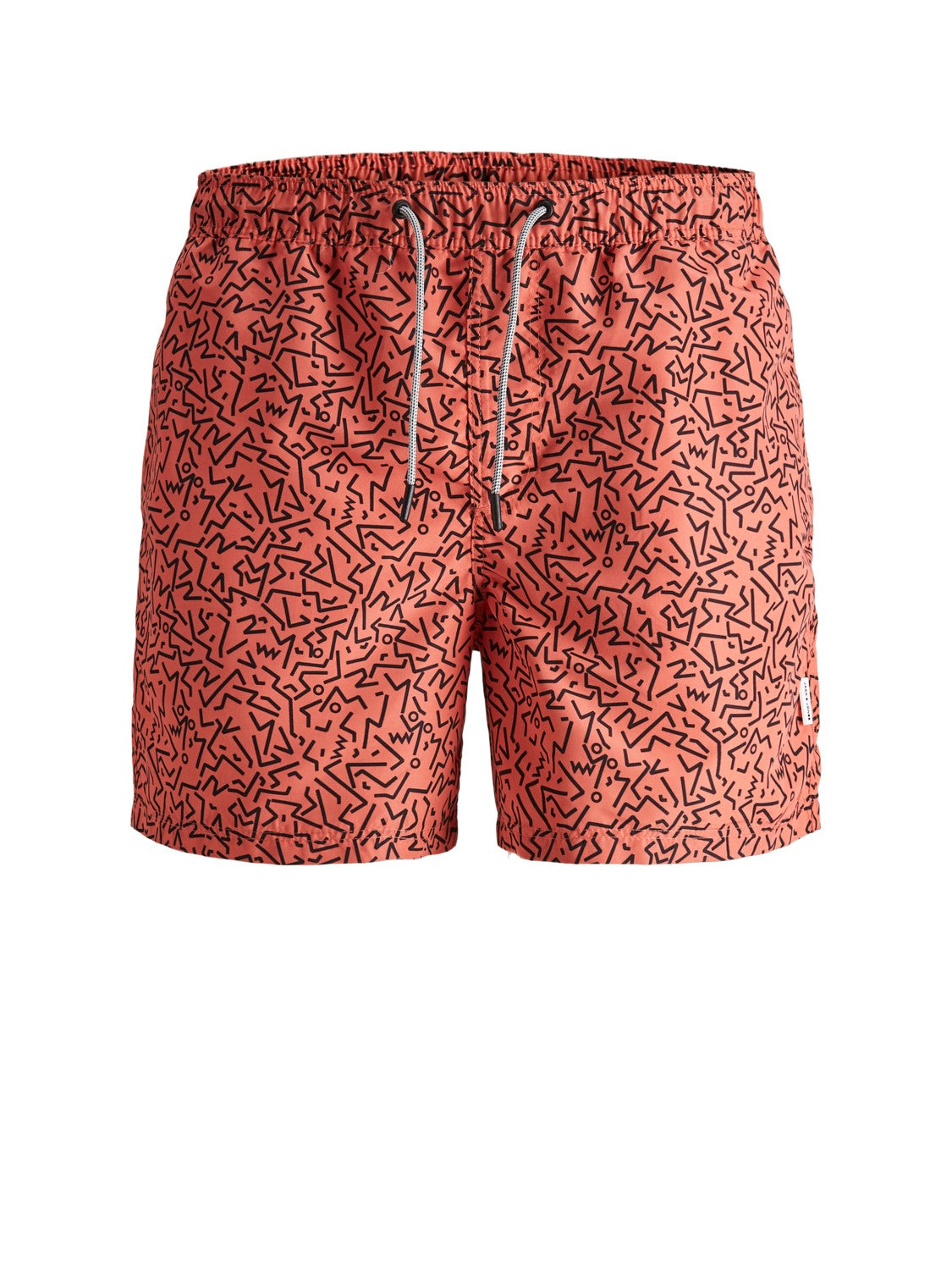 Maillot de bain Jack & Jones Aruba mini hot coral