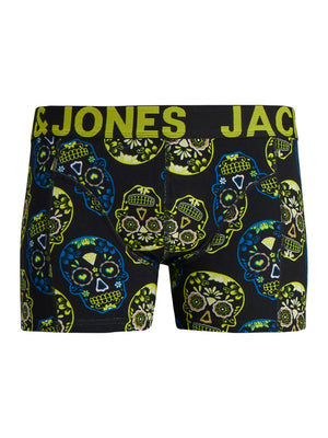 Boxer court Jack & Jones Skull Blazing Yellow
