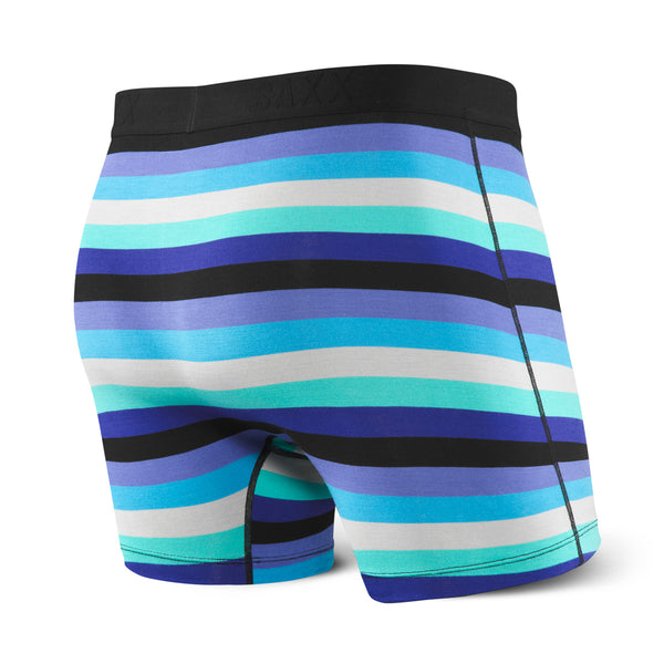 Saxx Ultra Blue Cabana Stripe